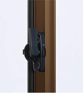 クレセント錠