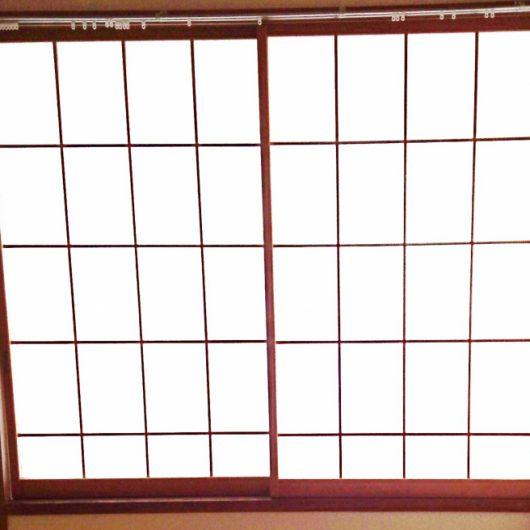 エコ内窓プラマードUを取付!施工前