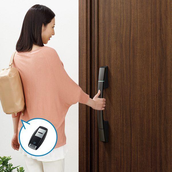玄関の電子錠~スマートコントロールキー~